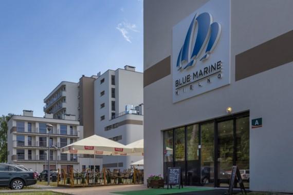 Apartamenty Blue Marine – Unieście