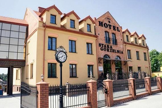 Hotel Stara Gorzelnia Lichen Stary